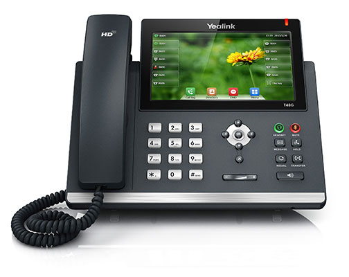 Yealink T48S Gigabit IP Phone